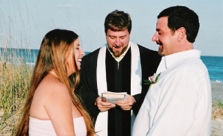 wedding officiant madison georgia